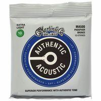 Martin Guitars : MA-500 Authentic Acoustic Set