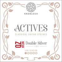 Knobloch Strings : Double Silver Nylon 200ADQ