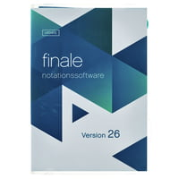 MakeMusic : Finale 26 (D) Update 2014