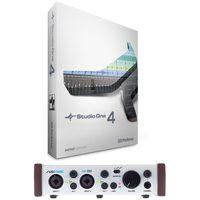Swissonic : UA-2x2 Studio One Bundle