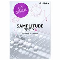 Magix : Samplitude Pro X4 Upgrade