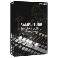 Magix : Samplitude Pro X4 Suite