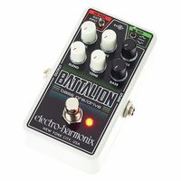 Electro Harmonix : Nano Battalion Bass Pre and OD