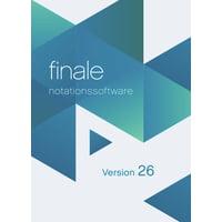 MakeMusic : Finale 26 (D) Student/Schüler