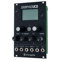 Erica Synths : Graphic VCO