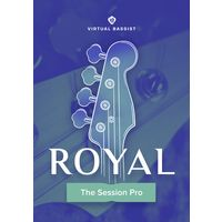 ujam : Virtual Bassist Royal