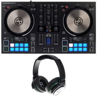 Native Instruments : Traktor S2 MK3 Bundle