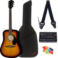 Fender : FA-125 Sunburst Bundle