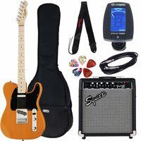 Fender : Squier Affinity Tele MN Set
