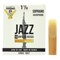 Marca : Jazz unfiled Soprano Sax 1,5