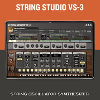 Applied Acoustics Systems : String Studio VS-3