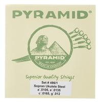 Pyramid : 496/1 Soprano Ukulele Steel