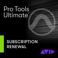 Avid : Pro Tools Ultimate 1Y Renewal