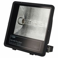 Showtec : Floodlight HQ-400 Black SYM