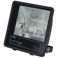 Showtec : Floodlight HQ-400 Black ASYM