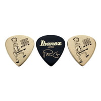 Ibanez : Paul Gilbert Pick Set B/G
