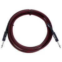 Fender : Prof. Cable Tweed Red 3 m
