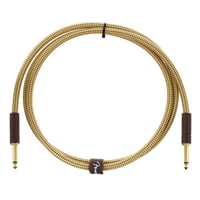 Fender : Deluxe Cable 1,5m Tweed Nat.