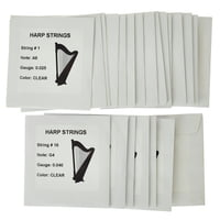 Thomann : Strings Set Pillar Harp 22