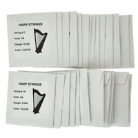 Thomann : Strings Set Pillar Harp 27