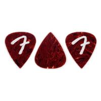 Fender : 351 F Grip Shell Pick Set