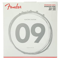 Fender : 350L Stainless Steel Strings