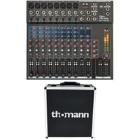 the t.mix : xmix 1402 USB Case Bundle