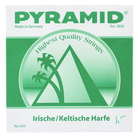 Pyramid : Irish / Celtic Harp String h3