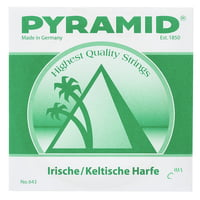 Pyramid : Irish / Celtic Harp String c4