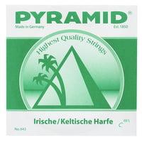 Pyramid : Irish / Celtic Harp String c4