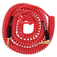 Kirlin : Premium Coil Cable 9m Red