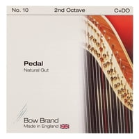 Bow Brand : Pedal Natural Gut 2nd C No.10