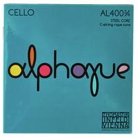 Thomastik : AL400 Alphayue Cello 3/4