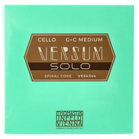Thomastik : Versum Solo Cello Strings G+C