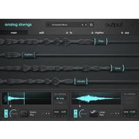 Output : Analog Strings EDU