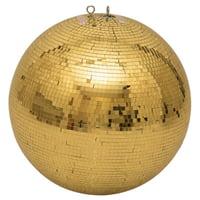 Eurolite : Mirror Ball 50 cm gold