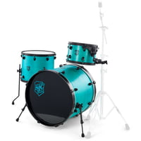 SJC Drums : Pathfinder 3-piece shell set 2