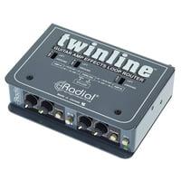 Radial Engineering : Tonebone TwinLine Effects loop