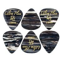 dAndrea : Ultra Plecs 2mm Pick Set BKO