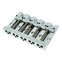 Allparts : Omega 5-String Bass Bridge C