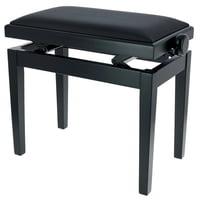 Burghardt : B 5 black mat/black