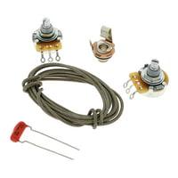 Allparts : SC/DC Jr.-Style Wiring Kit