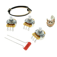 Allparts : J-Style Bass Wiring Kit