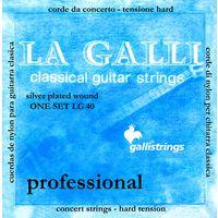 Galli Strings : LG40 La Galli Classical Guitar