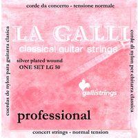 Galli Strings : LG50 La Galli Classical Guitar