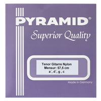 Pyramid : Nylon Tenor Guitar Strings