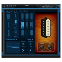 Blue Cat Audio : Blue Cat\'s Re-Guitar