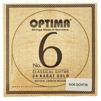 Optima : NO6.GCMTW Gold/Carbon Set