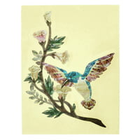 Jockomo : AS Hummingbird Inlay Sticker