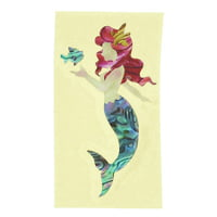 Jockomo : Little Mermaid Inlay Sticker